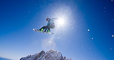 スノボジャンプおための練習方法を解説!【動...|スノーボード