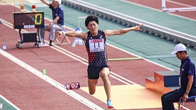 【三段跳日本一の山本凌雅選手監修】三段跳と...|陸上