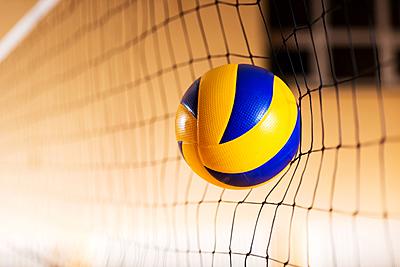 バレーボールのネットの高さは?バレーボール...|バレーボール