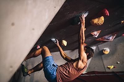 ボルダリング上達のための指の鍛え方 ボルダリング