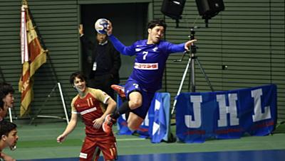 【日本ハンドボールリーグ選手 監修】ハンド...|ハンドボール