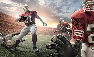 ランニングバックの役割と必要な能力について...|アメリカンフットボール