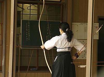 弓道の級位ごとにはそれぞれ意味があること知... 弓道