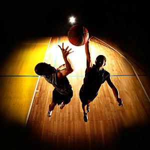 バスケの勝敗を左右する!リバウンドについて...|バスケットボール