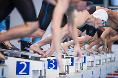 水泳のスタートのコツを紹介!上手なスタート...|水泳