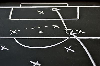 【サッカーの肝】ギャップで受ける・ギャップ...|サッカー