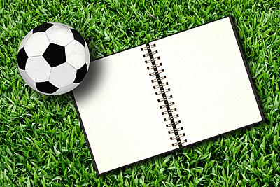 サッカーノートは選手だけでなく人として自分...|サッカー