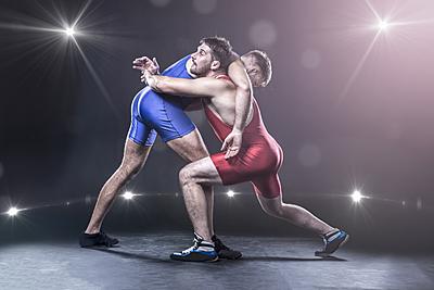 レスリングの基本的なルールを簡単に解説【フ...|レスリング