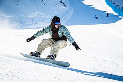 木の葉ができたらS字ターンを!スノーボード...|スノーボード