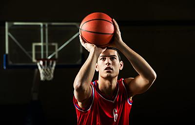 フリースロー成功率をあげるたった1つのコツ...|バスケットボール