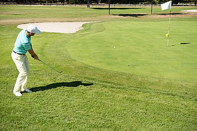 苦手を克服しよう!ゴルフアプローチの練習法... ゴルフ