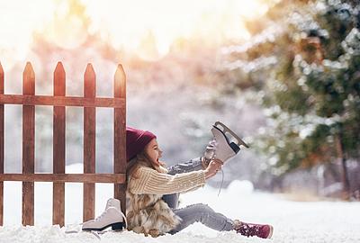 子供は服装で滑る?子供用のおすすめアイスス...|アイススケート