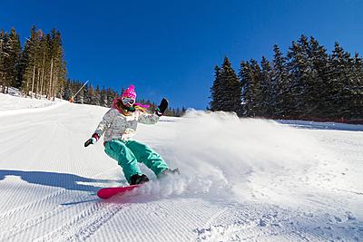 安全第一!スノーボードの止まり方を紹介!|スノーボード