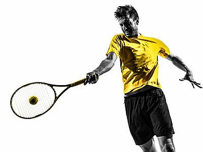 基本のフォアハンドストロークの打ち方!動画... テニス
