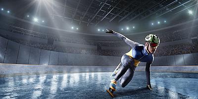 マススタート(スピードスケート)の特徴やル...|スピードスケート