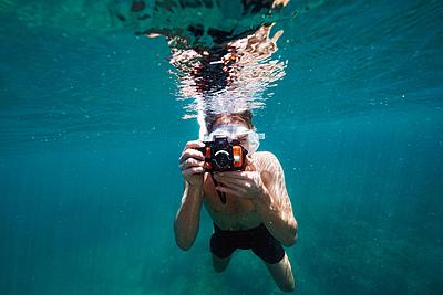 ダイビングにおすすめのカメラ人気15選!選...|シュノーケリング