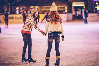 機能性?おしゃれさ?アイススケート用のおす...|アイススケート