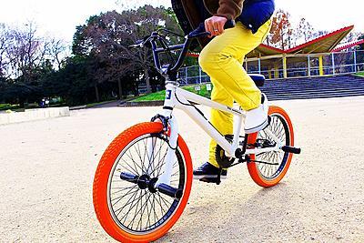 バイクトライアルと普通のバイクとの違いは?... ロードバイク