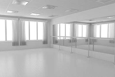 自分用のダンス鏡で自宅をダンススタジオに!|ダンス
