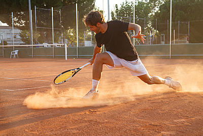 テニスフットワーク