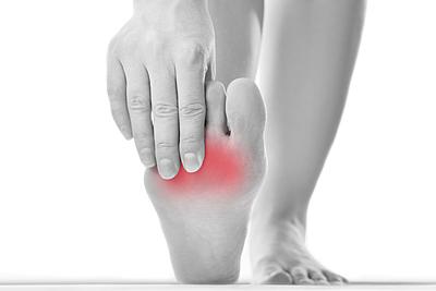 痛い 中指 足 の 指