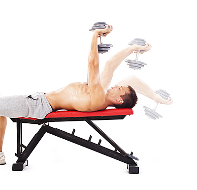 筋 プル トレ オーバー 【筋トレ】膨れ垂れ下がるデカい上腕三頭筋をつくる:PJRプルオーバー